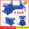 More images of Stable Quality 4 Engineers Vise 360-�Swivel Base Jaw Workshop Work Bench Tool