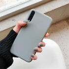 For Huawei Phone Protector Case Soft Rubber Matte Shockproof Silicone Skin Cover