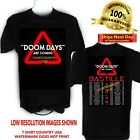 BASTILLE T Shirt Doom Days Are Coming Fall Concert Tour Sizes S-6X Tall Sizes image