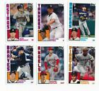 2019 Topps Update Insert 1984 Complete Your Set-U pick on Ebay