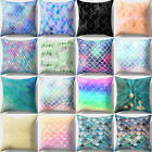 45x45cm Pillowcase Home Office Sofa Decorative Square  Scale Pillow Cover