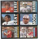 1985 Topps Football Cards Singles $1.50 ea. NM U Pick #201-396 FREE SHIPPING !!! $1.5 USD on eBay
