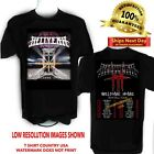 HELLYEAH Band T Shirt 2019 Welcome Home Concert Tour Sizes S-6X Tall Sizes image