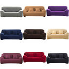 1/2/3/4 Seater Sofa Covers 3 Seater Stretch Slipcover Couch Sofa Cover Elastic
