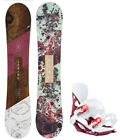 HEAD Spring Legacy 151cm Women's Snowboard+Matching Head Bindings NEW - 2020