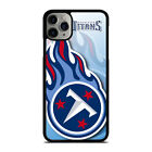 TENNESSEE TITANS LOGO iPhone 6/6S 7 8 Plus X/XS XR 11 Pro Max Case Cover $15.9 USD on eBay