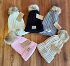 UGG Australia Winter Beanie Hat NWT **BUYER COLOR CHOICE**