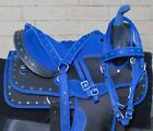 Western Saddle 14 15 16 17 18 Beautiful Pleasure Trail Barrel Racing Horse Tack