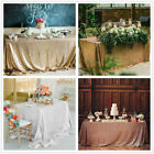 Sequin Tablecloth Cover Glitter Wedding Party Banquet Table Decoration 100x150cm