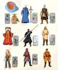 CHOOSE: 1999 Star Wars Episode I Phantom Menace * Action Figures * Kenner $5.1 USD on eBay