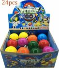 Boxed 8-24Pcs PokeBall Set Pokemon GO Action Figures Christmas Kids Toy Gift