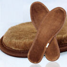 Unisex Thickened Wool Insoles Thermal Imitation Cashmere Sheepskin Fur Shoe Pad