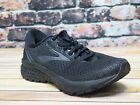 Women's Brooks Ghost 11 Black/Ebony Running *120277071
