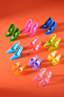 Dressmaker Details Pumps (Spikes) for 12-inch Dolls - Choose from 10 Colors