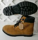 Woolrich Men Suede Boots 1830 Uncharted Tan wm8315-222 Size 9, 10 NEW