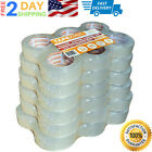 Clear Packing Tape 110 Yards per Roll (36 Rolls) Packaging Commercial