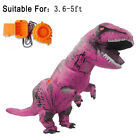 Adult T-Rex T-REX Jurassic Inflatable Dinosaur Costume Blowup Suit Funny Dress
