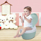 3In1 Kid Baby Toilet Training Children Safety Toddler Potty Trainer Seat Chair H image