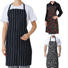 Professional Women Men Chefs Apron Butchers Kitchen Baking Cook Restaurant Tools