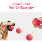 Indestructible Solid Rubber Ball Pet cat Dog Training Chews Play Fetch Bite