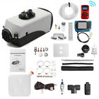 12V 8KW Car Parking Heating Air Diesels Heating Kit With Remote Control Switch