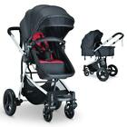 Foldable Baby Stroller Kids Travel Newborn Infant Buggy Pushchair Bassinet