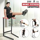 Power Tower Multi-Station Push Pull Up Chin Dip Bar Exercise Gym Home Workout US