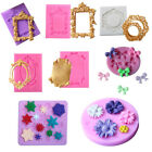 Frame Silicone Mold Fondant Mould Chocolate Cake Molds For Cake Decorating Tools