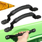 4/2/1x Rubber Boat Luggage Side Mount Carry Handles Fitting for Kayak Canoe Boat