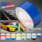 Gloss Color Racing Stripes Vinyl Wrap Decal For Scion TC Sticker 25FT / 50FT $70.32 USD on eBay