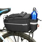 Cycling Bike Bicycle Rear Rack Seat Trunk Saddle Tail Storage Bags Pannier Pouch