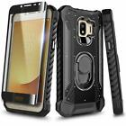 For Samsung Galaxy J2 Core/Pure/Dash/J2 Shine Case Magnetic Ring Stand Cover