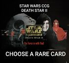 Star Wars CCG Death Star II Rare Single Cards - Choose Your Card - SWCCG DS2 $2.5 USD on eBay