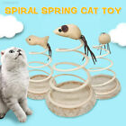 Disc Funny Cat Toy Spring Cat Toy Home Knickknack Sturdy Elastic Spring Mouse
