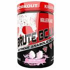 Killer Labz Brute BCAA Powder, Amino Acids Supplement, 450 Grams, 60 Servings