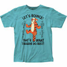Disney Winnie The Pooh Bouncing Tigger Fitted Adult T-Shirt