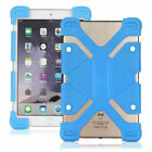 """Universal 7.9""""-9 inch Tablet Soft Silicone Drop-resistant Stand Protective Case"""