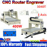 More images of 3 Axis 3040T CNC Router Engraver Wood 3D Engraving Drilling Milling Machine 400W
