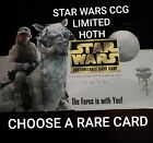 Star Wars CCG Hoth Lmtd/BB Rare Single Cards - Choose Your Card - SWCCG $1.5 USD on eBay