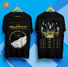 ATEEZ Kpop The Fellowship Map The Treasure Tour 2020 Concert Merch T-Shirt S-5XL image