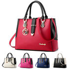 Kyпить Women PU Leather Handbag Shoulder Messenger Satchel Tote Purse Crossbody Bag на еВаy.соm