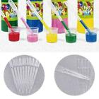 50pcs Practical Clear Pipettes Safety Plastic Eye Dropper Pipette Nice Supp N0z8