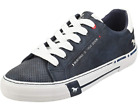 Mustang - Women's Low Top Trainers - 1353-301-820- Navy - Trainers
