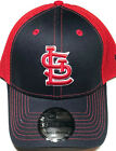 St Louis Cardinals / New Era MLB 39THIRTY / Black/Red Embroidery / NWT Reg $28 on Ebay