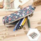 Pencil Box Pen Case School Stationery Cosmetic Makeup Pouch Zipper Bag N3