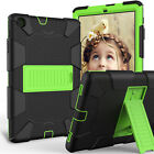 For Samsung Galaxy Tab A 8.0 2019 SM-T290 295 Shockproof Tablet Case Stand Cover