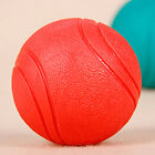Indestructible Solid Rubber Ball Pet cat Dog Training Chew Play Fetch Bite POPs