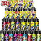 🔥🔥FIZZY Vape Juice No Nicotine Multiple Flavours by MOHAWK & CO 0mg 100ml🔥🔥