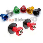 CNC 8MM Swingarm Spools For Triumph Thruxton 1200R Daytona / Street Triple 675 R $11.95 USD on eBay