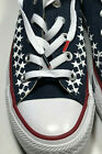 Authentic Converse All Star / NAVY/WHITE/RED / Low / Reg Price $55 / New In Box